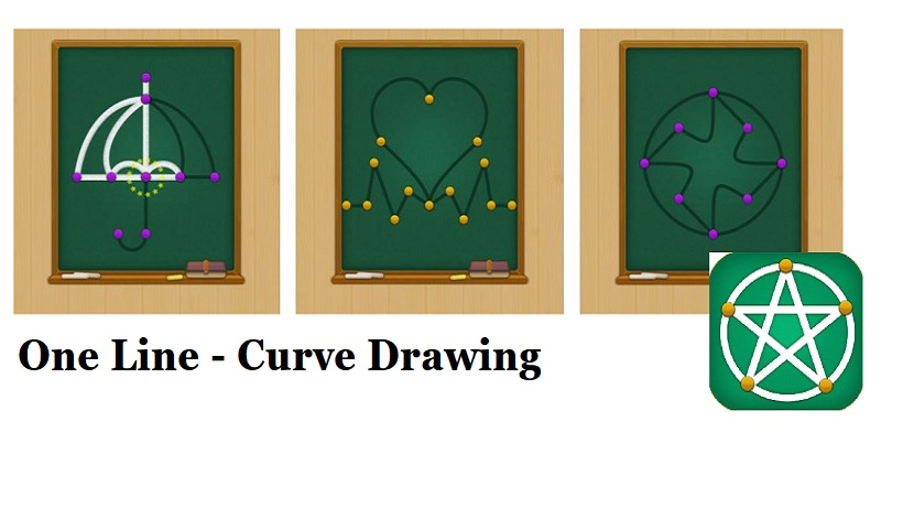 One Line - Curve Drawing
