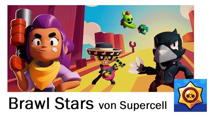 Erfahrt hier alles über Brawl Stars von Supercell