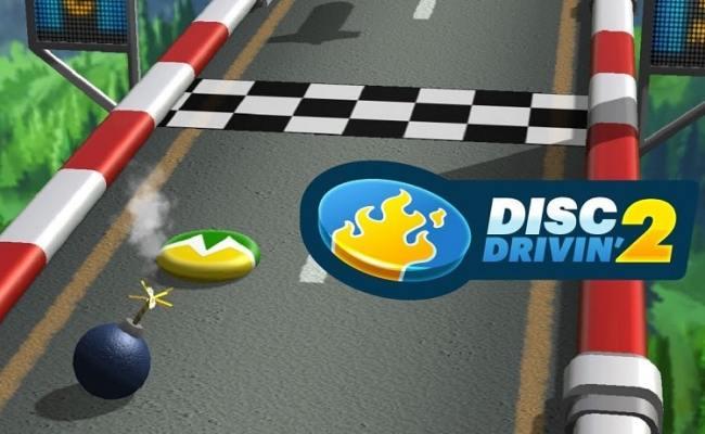 Disc Drivin' 2