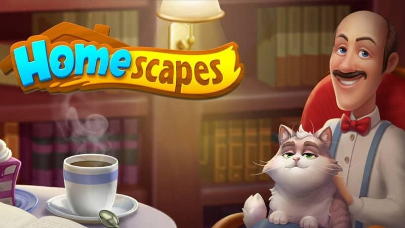 Erfahrt hier ihr alles über das Top-Spiel Homescapes