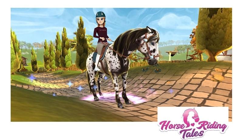 Horse Riding Tales - springt und reitet mit euren Freunden