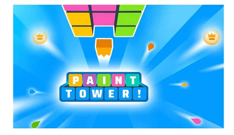 Paint Tower