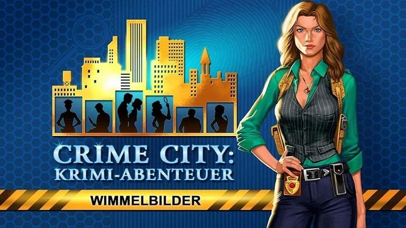 Crime City Krimi-Abenteuer