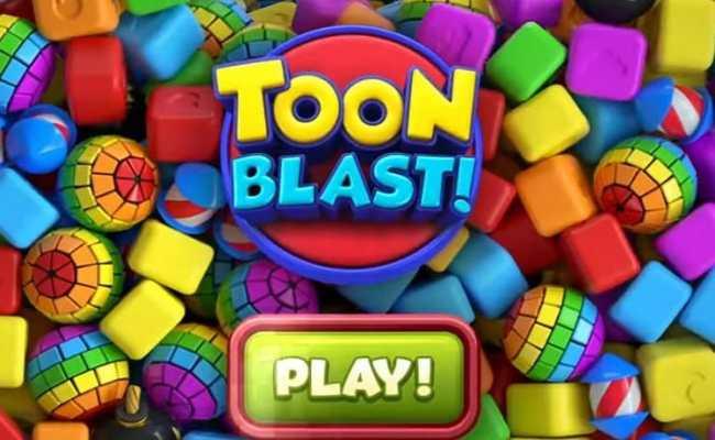 Toon Blast von Peak Games erhaltet ihr hier - und alle Updates