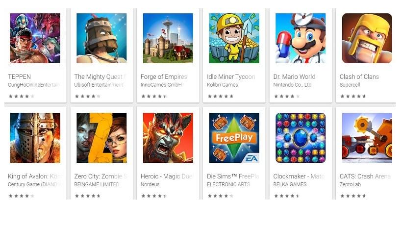 Die besten neuen Android-Games gibt es hier
