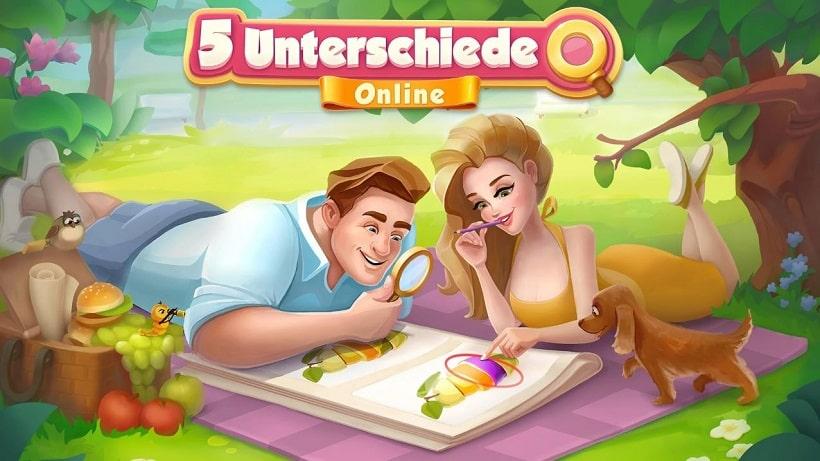 5 Unterschiede Online