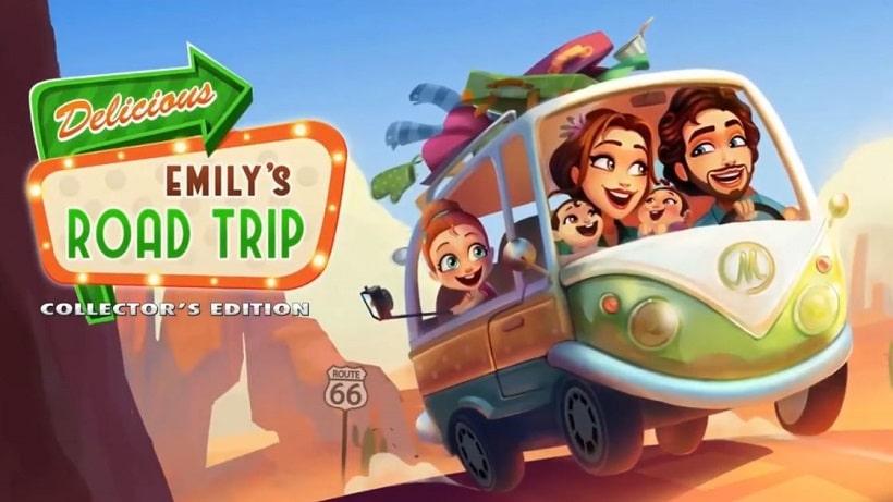 Delicious - Emilys Road Trip
