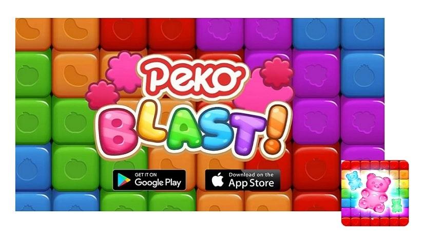 Peko Blast - Puzzle