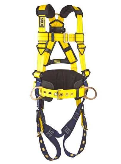 Delta Construction Vest Style Harness
