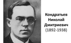 Николай Кондратьев Кострома
