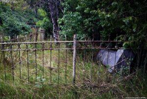 ограда кладбище