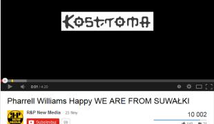 zrzut ekranu z serwisu YouTube
