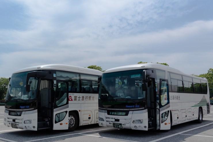 富士急観光バス
