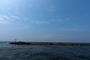 第二海堡防波堤