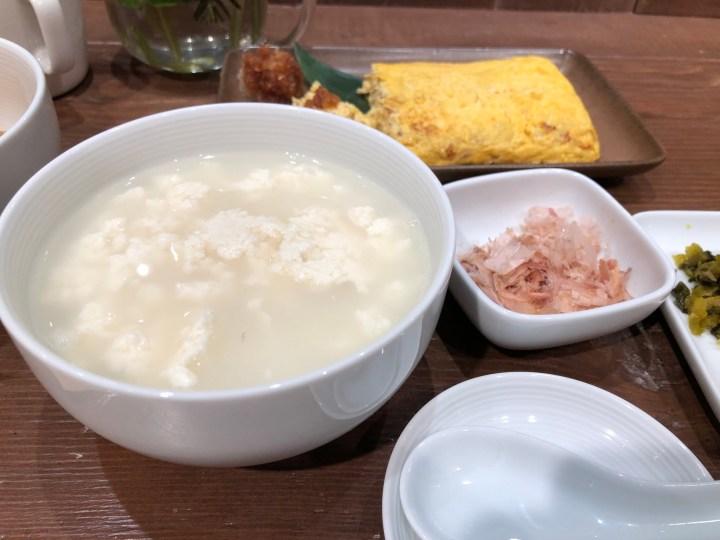 MUJI Diner自家製 おぼろ豆腐