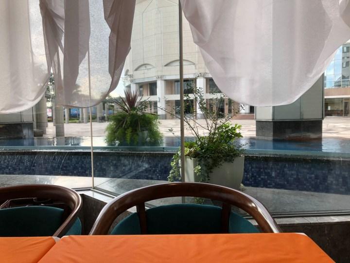 第一ホテル東京SEAFORTの朝食