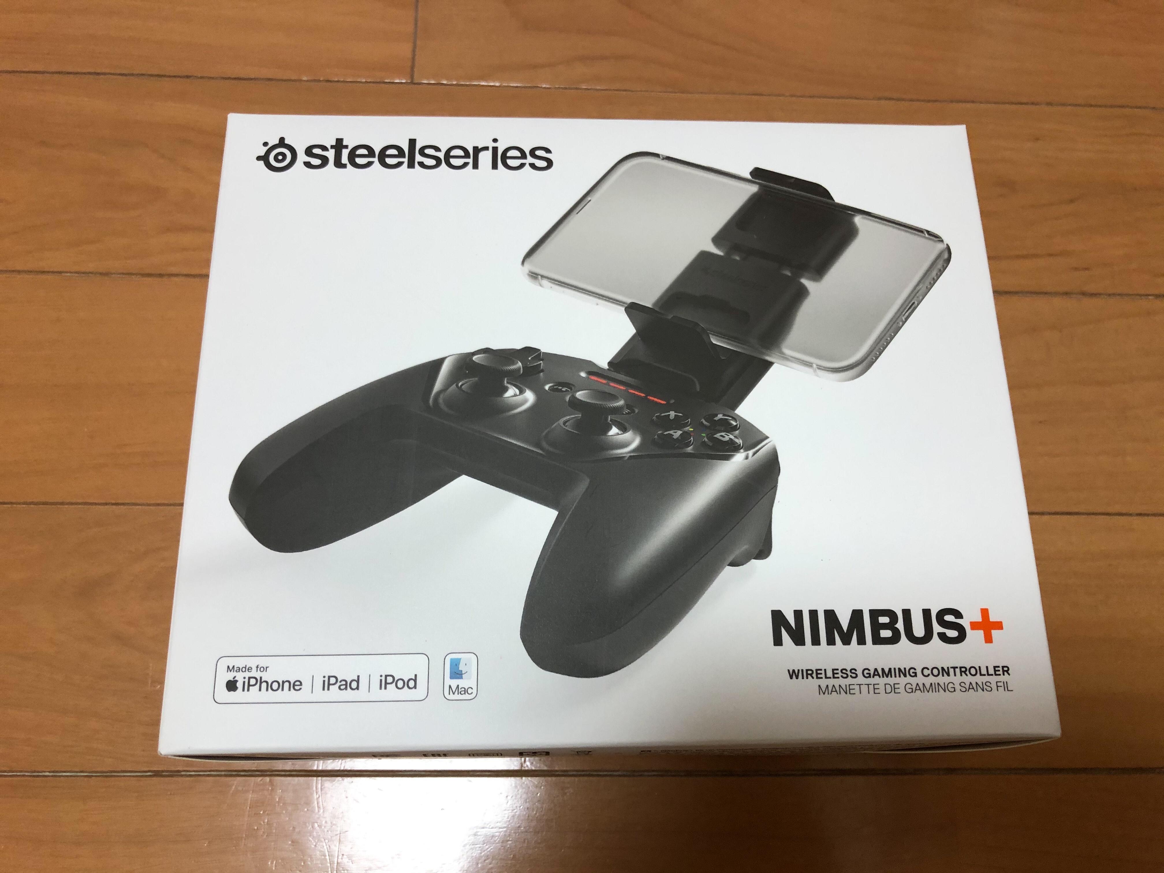 SteelSeries Nimbus+ Gaming Controller