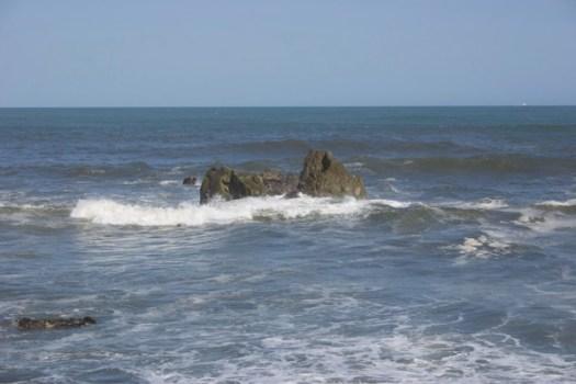 犬吠埼の岩