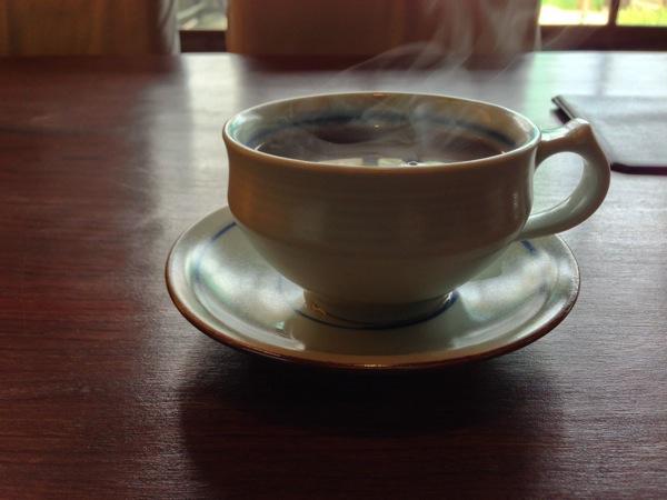 ラベンダーほうじ茶