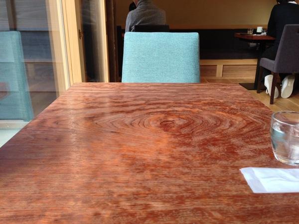 いなえテーブル席