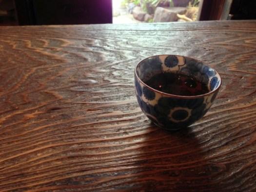 天野屋のお茶