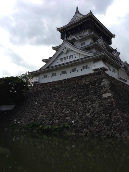 小倉城天守閣