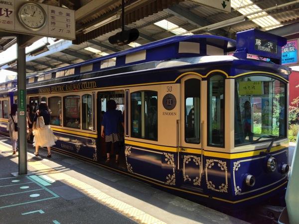 江ノ電レトロ車両