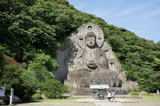 乾坤山日本寺大仏