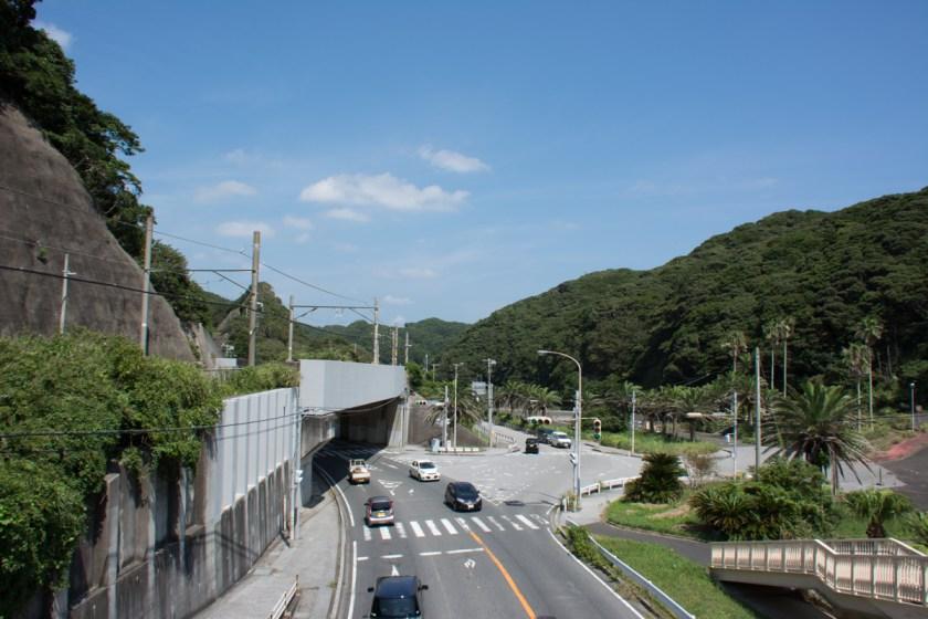 浜行川歩道橋