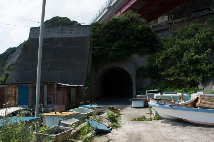 大沢港隧道