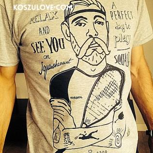 prezent dla squash-freaka