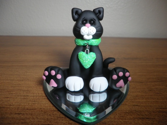 кот из глины2