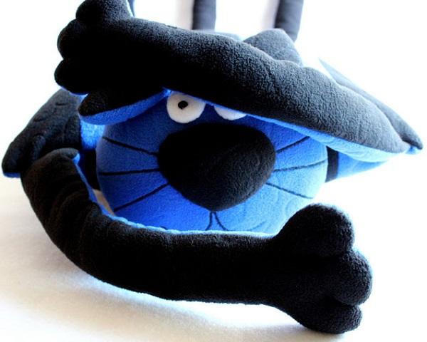 подушка кот мастер класс