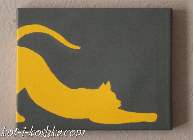 силуэты котов (1)