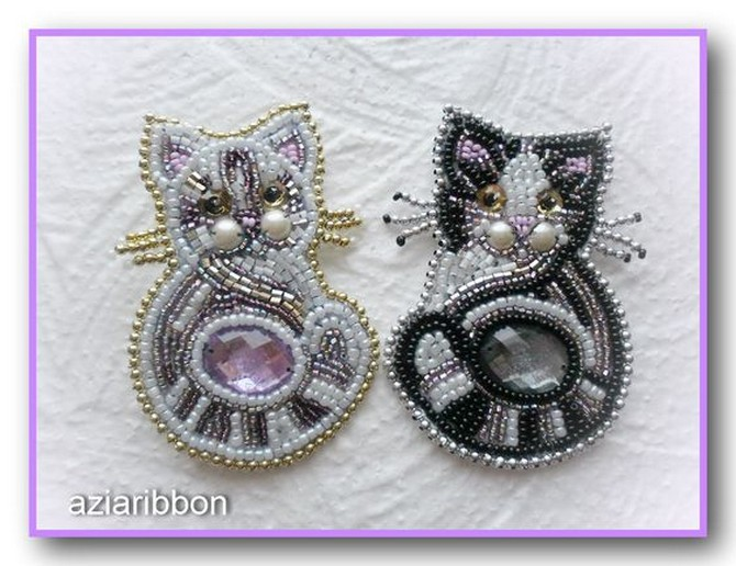 beaded_brooch_cat-7
