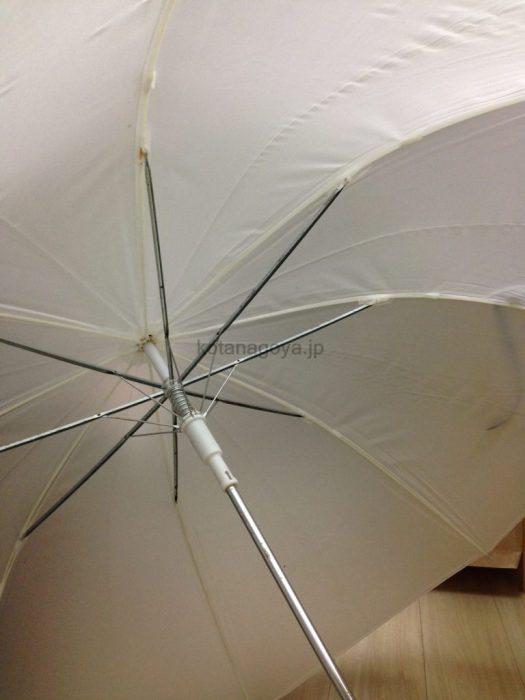 Rangka payung Seven Eleven