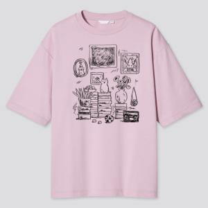 オリジナルグッズイメージ 左:Tシャツ 右:グラス