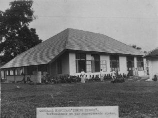 1915-1940 The Central Hospital, Tebing Tinggi 2