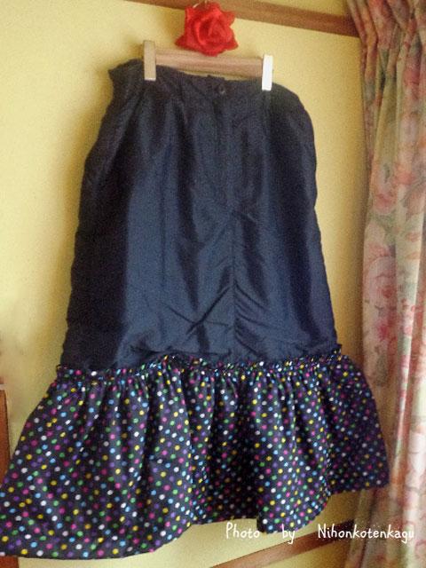 ロングのスカート