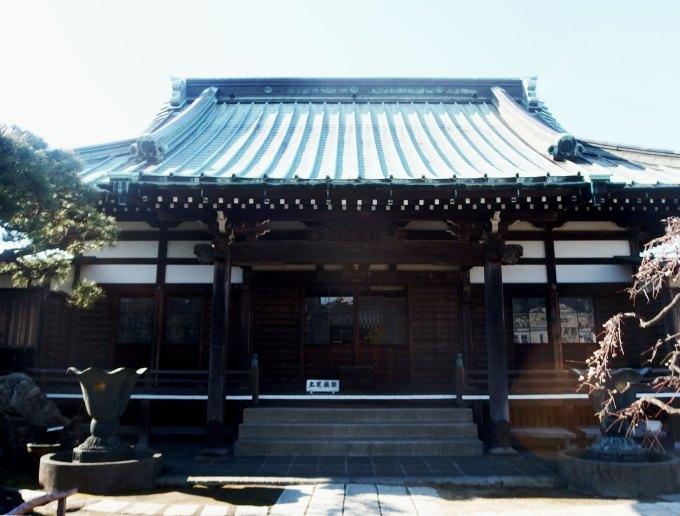 九品寺 本堂