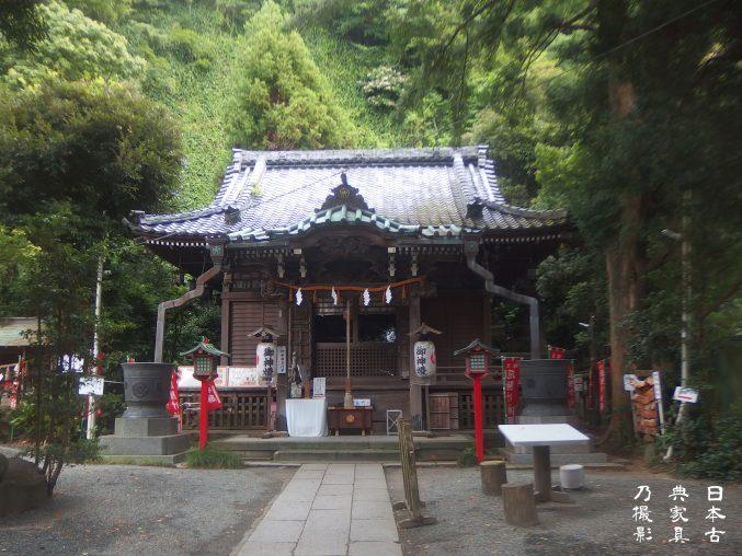 八雲神社(大町)本殿