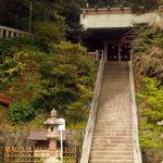 甘縄神明宮 長谷 源頼朝、北条政子、源実朝が参拝した歴史のある神社です。アクセスデータ付き