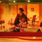 バルテュス夫人の、ド・ローラ・節子の暮らし展、そごう美術館