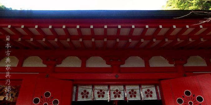 荏原天神社 本殿