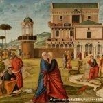ヴェネツィア・ルネッサンスの巨匠たち 新国立美術館 テイツィアーノの4mを超える「受胎告知」来日
