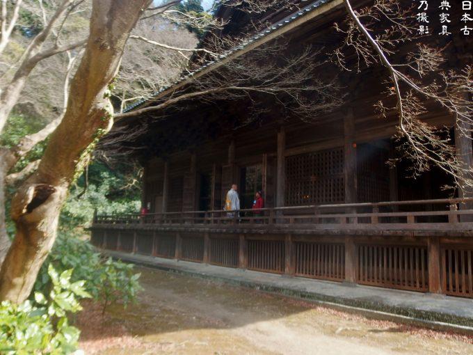 妙本寺 祖師堂