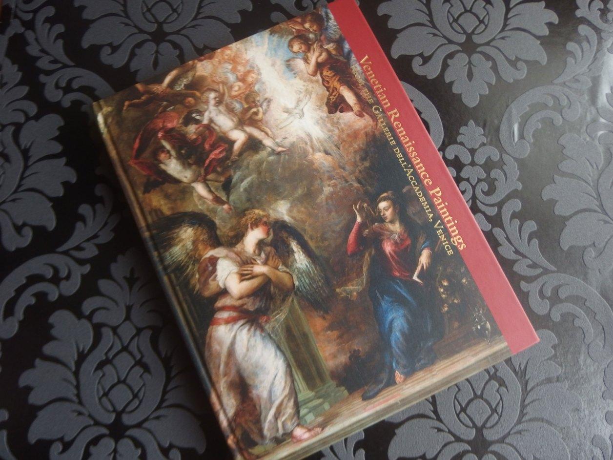 ヴェネツィア・ルネサンスの巨匠たち展 図録