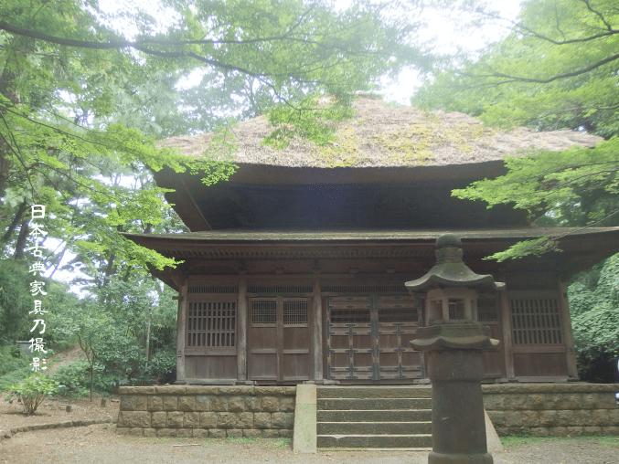 三渓園 旧東慶寺仏殿