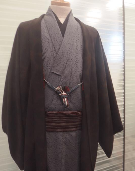 きものサローネin日本橋2016 藤井絞コーディネート