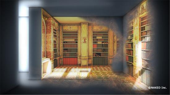 王妃図書室